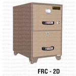Fire Resistant Filling Cabinet FRC - 2D