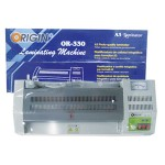 Mesin Binding dan Laminating Origin