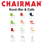 Kursi Bar Cafe Chairman