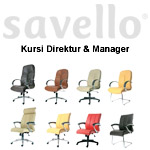 Kursi Direktur & Manager Savello