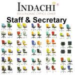 Kursi Staff dan Sekretaris Indachi