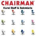 Kursi Staff & Sekretaris Chairman