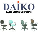 Kursi Staff & Sekretaris Daiko