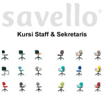 Kursi Staff & Sekretaris Savello