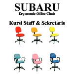 Kursi Staff & Sekretaris Subaru