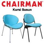 Kursi Susun Chairman
