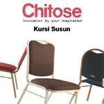 Kursi Susun Chitose