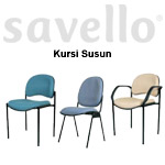 Kursi Susun Savello
