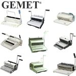 Mesin Binding dan Laminating Gemet