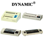 Mesin Binding dan Laminating Dynamic