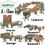 Meja Kantor Modera A - Class