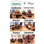 Meja Kantor Modera C - Class