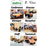 Meja Kantor Modera E - Class