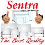 Papan Tulis (Whiteboard) Sentra
