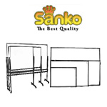 Papan Tulis (Whiteboard) Sanko
