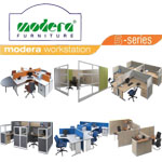 Partisi Kantor (Office Partition) Modera 5-Series