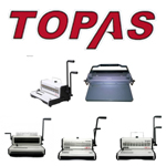 Mesin Binding dan Laminating Topas