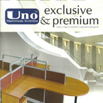 Uno Office Partition System