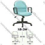 Kursi Direktur & Manager Subaru Type SB-206