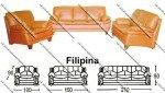 Sofa Tamu Sentra Type Filipina