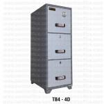 Fire Resistant Filling Cabinet TB4-4D