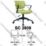 Kursi Staff & Sekretaris Chairman SC 2608