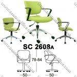 Kursi Staff & Sekretaris Chairman SC 2608 A
