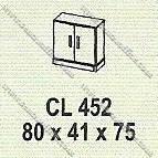 Lemari Arsip Bagian Bawah Modera M - Class CL 452