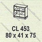 Lemari Arsip Bagian Bawah Modera M - Class CL 453