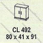 Lemari Arsip Bagian Bawah Modera M - Class CL 492