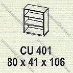 Lemari Arsip Bagian Atas Modera M - Class CU 401