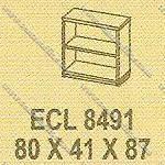 Lemari Arsip Bagian Bawah Modera E - Class ECL 8491