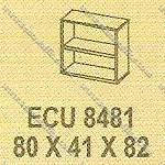 Lemari Arsip Bagian Atas Modera E - Class ECU 8481