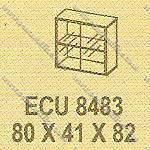 Lemari Arsip Bagian Atas Modera E – Class ECU 8483