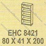 Lemari Arsip Tinggi Modera E - Class EHC 8421