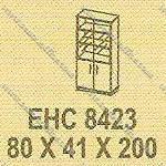 Lemari Arsip Tinggi Modera E - Class EHC 8423