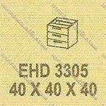 Laci Gantung 3 Laci Modera E - Class EHD 3305