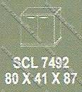 Lemari arsip Bagian Bawah Modera S - Class SCL 7492