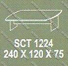 Meja Meeting Kotak Modera S - Class SCT 1224