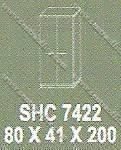 Lemari Arsip Tinggi Modera S – Class SHC 7422