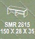 Rak Resepsionis Modera S - Class SMR 2815