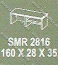 Rak Resepsionis Modera S - Class SMR 2816