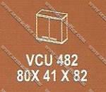 Lemari Arsip Bagian Atas Modera V - Class VCU 482