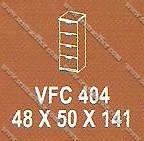 Filling Cabinet 4 Laci Modera V - Class VFC 404