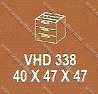 Laci Gantung 3 Laci Modera V - Class VHD 338