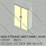 Lemari Arsip Tinggi 2 Pintu Panel Uno Platinum Series