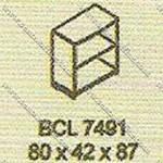 Lemari Arsip Bagian Bawah Modera B - Class BCL 7491