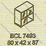 Lemari Arsip Bagian Bawah Modera B - Class BCL 7493
