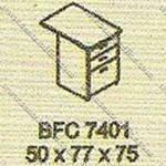Meja Kantor Extension Modera B - Class BFC 7401