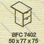 Meja Kantor Extension Modera B – Class BFC 7402